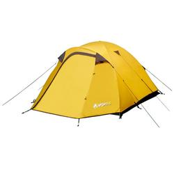 Gigatent BT011 Mt. Washington Family Dome Tent - Yellow