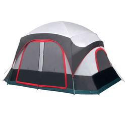 Gigatent FT020 Katahdin Cabin Dome Tent - Grey/White