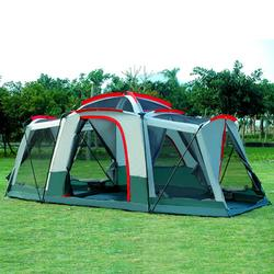 Gigatent FT021 Mt. Kinsman 3-Room Tent with Attached Screen Room  sc 1 st  HealthCheckSystems & Gigatent FT021 Mt. Kinsman 3-Room Tent with Attached Screen Room ...