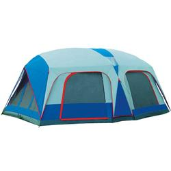 Gigatent FT022 Mt. Barren 2-Room Family Tent - Blue