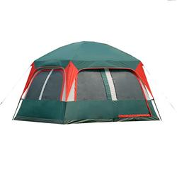 Gigatent FT049 Prospect Rock 4-5 Person Family Dome Tent - Green