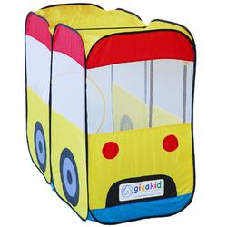 Gigatent CT028 My First School Bus Children's Play Tent