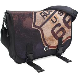 DadGear MBGART DadGear Messenger Bag - Route 66