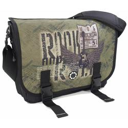 DadGear MBGARK DadGear Messenger Bag - Classic Rock