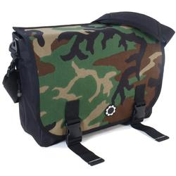 DadGear MBBACF Messenger Diaper Bag - Camouflage