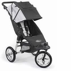 Baby Jogger 69050 City Classic Single Jogging Stroller Black Silver Free Shipping Coupons And Discounts May Be Available