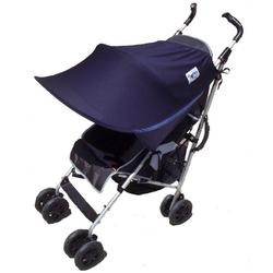Protect-a-Bub 100NNT UPF 50+ Single Stroller Sunshade - Navy