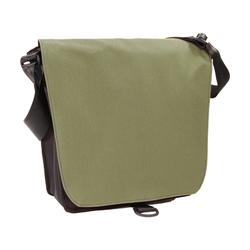 DadGear STBAOL  Satchel Diaper Bag - Olive Drab