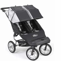 Baby Jogger 69060 City Classic Double Jogging Stroller Black Silver Free Shipping Coupons And Discounts May Be Available