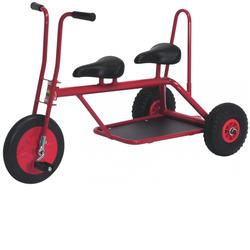 Italtrike 9010 Carry Large Double Seat Tricycle