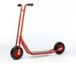Italtrike 9008 Traditional Large Scooter with Pneumatic Tires (Ages 7-10)