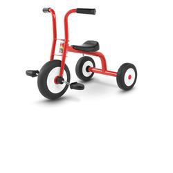 Italtrike 9019XS - Mini Red Tricycle with Pedal