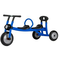 Italtrike 10003 Blue Walker, 2 seats - No Pedals