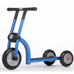 Italtrike 10004 Blue Scooter, 3 wheels