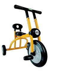 Italtrike Pilot 30014 Yellow Tricycle - 1 Seat