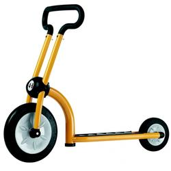 Italtrike Active 30018 Yellow Scooter