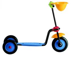 Italtrike 0003 Scooter ABC - Multi Colors