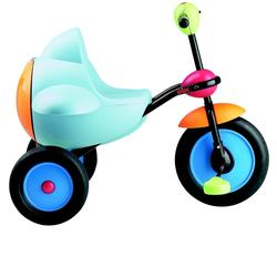 Italtrike 0007 Jet Tricycle ABC - Multi Colors