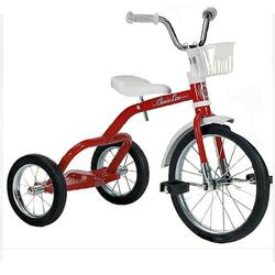 Italtrike 8216 CL 16 Inch Trike with Spoked Wheels - Red