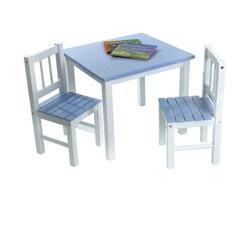 Remarkable Lipper International 513Bl Childs Table And 2 Chair Set Short Links Chair Design For Home Short Linksinfo