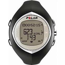 Polar F-6 Heart Rate Monitor, Female  Back Diamond