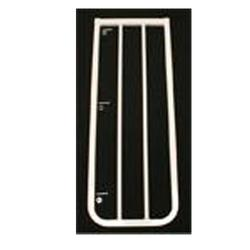 Cardinal Gates BX1W 10 1/2 Inch Extension for the SS30A & MG15 Safety Gates  - White