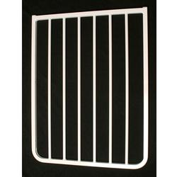 Cardinal Gates BX2W 21 3/4 Inch Extension for the SS30A & MG15 Safety Gates - White
