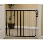 Cardinal Gates MG15BBK Auto Lock Gate - Black