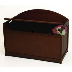 Lipper Toy Chest 598E - Espresso