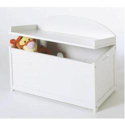 Lipper  Toy Chest 598W - White