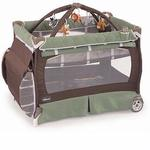 Chicco Lullaby Playard in Adventure above,  Models - FREE Shipping