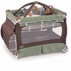 Chicco 060701650070 Lullaby LX Playard, Adventure