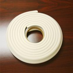 Cardinal Gates EC12IVR 12' Kids Edge Cushion Roll in Poly Bag - Ivory