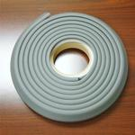 Cardinal Gates EC12G 12' Kids Edge Cushion Roll in Poly Bag - Gray