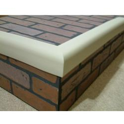 Cardinal Gates SPKIV Standard Hearth Padding Kit - Ivory