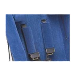 Columbia Medical 2007B Replacement Shoulder Strap Pads (Pair) - Blue