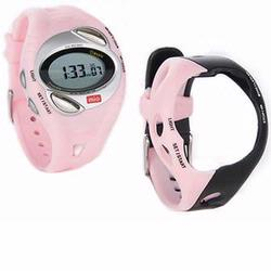 Mio 0005-US-PINK2 Classic Select Heart Rate Monitor, Pink with 2 Straps