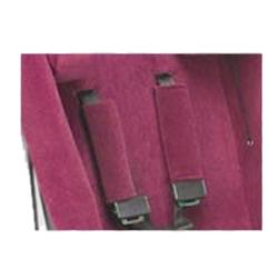 Columbia Medical 2007R Replacement Shoulder Strap Pads (Pair) - Rose