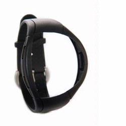 Mio 6604 Heart Rate Monitor Strap, Solid Black for classic only
