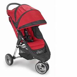 Baby Jogger 2008 City Mini Jogging Strollers Red Black Free Shipping Coupons And Discounts May Be Available
