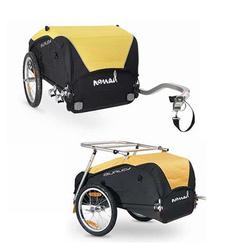 Burley NMDRKKIT Nomad Bicycle Trailer With Cargo Rack