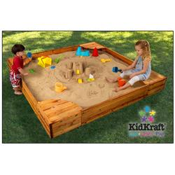 KidKraft 00130 Backyard Sandbox