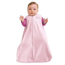 Halo 037 Micro Fleece SleepSack Wearable Blanket - Soft Pink/Small