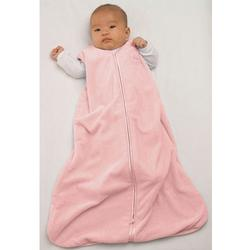 Halo 284 Deluxe Velboa SleepSack Wearable Blanket - Pale Pink/Small