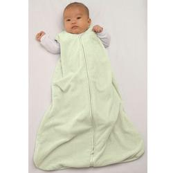 Halo 280 Deluxe Velboa SleepSack Wearable Blanket - Sage/Small