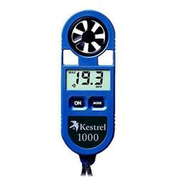Kestrel 810 1000 Pocket Wind Meter - Blue