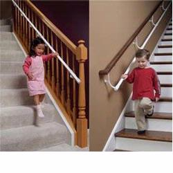KidCo CR36 Care Rail Stairway Extension Kit for CR100 & CR200