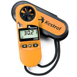 Kestrel 825 2500 Pocket Weather Meter - Orange