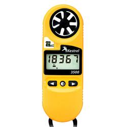 Kestrel 835 3500 Pocket Weather Meter - Yellow