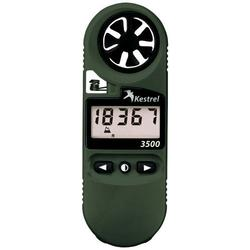 Kestrel 3500NV Pocket Weather Meter - Olive Drab